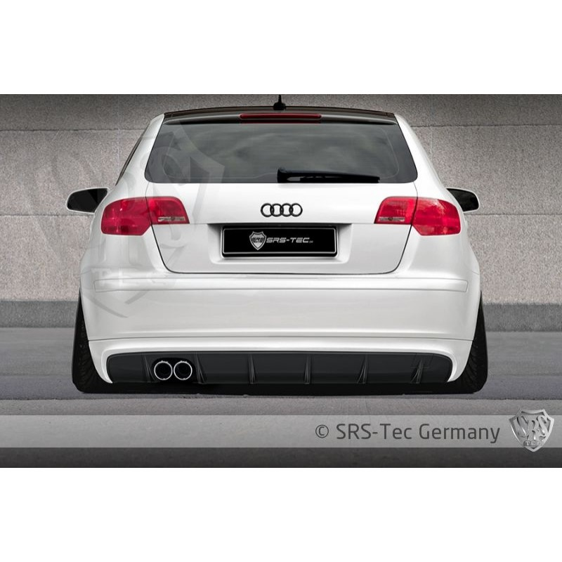 diffuser audi a3 sportback til audi a3 8p 2004 2008. Black Bedroom Furniture Sets. Home Design Ideas